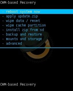 Install CWM recovery on Galaxy Fit 3