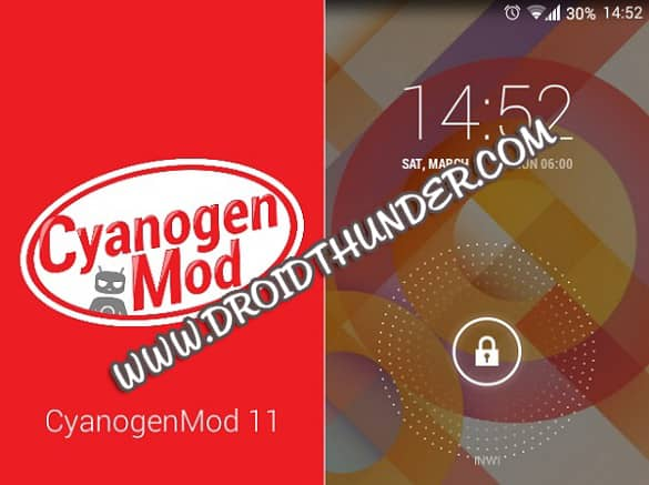 Download CyanogenMod 11 Nightly for Samsung Cooper