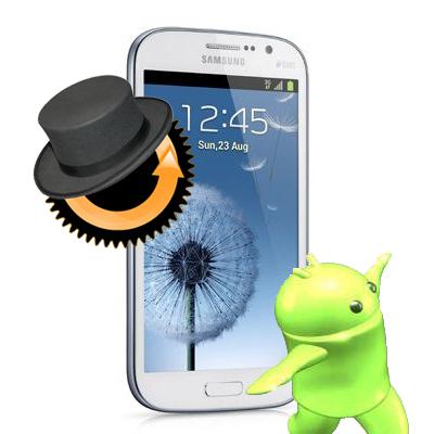 CWM Recovery Samsung Galaxy I9082