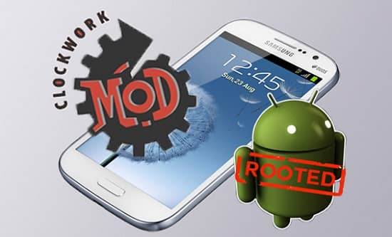 Root and install CWM Recovery on GT-i9082