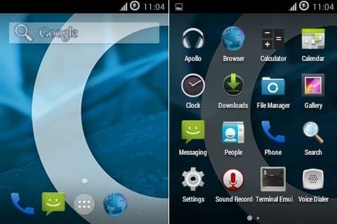 Samsung Galaxy Gio CM 11 ROM