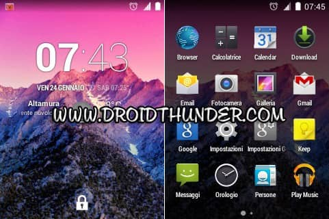 Install KitKat CyanogenMod ROM on Galaxy Pop GT-S5570
