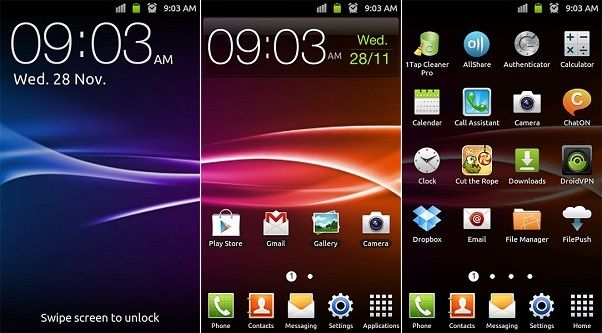 Samsung Galaxy Ace GT-S5830i Android 2.3.6 Gingerbread XXMC1 Firmware