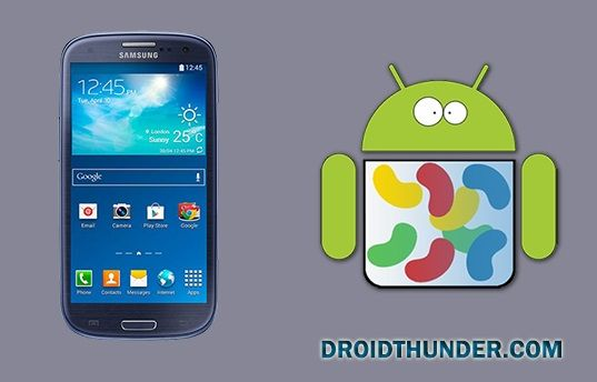 Samsung Galaxy S3 Neo Android 4.3 Jelly Bean Update