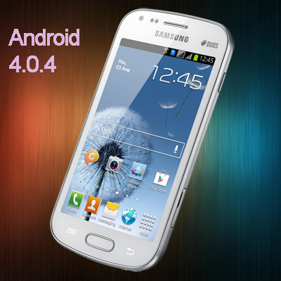 Galaxy S Duos S7562 - Official Android 4 0 4 ICS firmware (OTA)