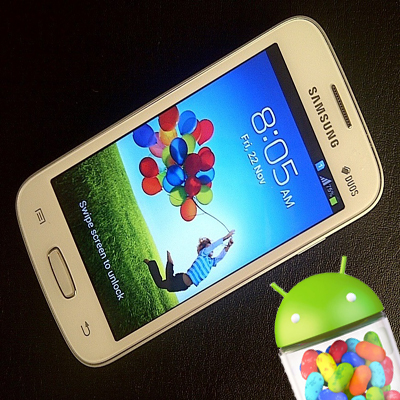 Galaxy Star Pro Duos S7262 - Official Android 4 1 2