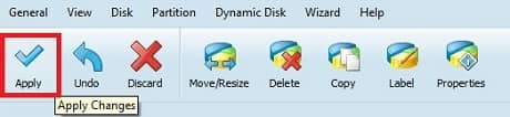 Expand Storage using Mini Tool Partition 7