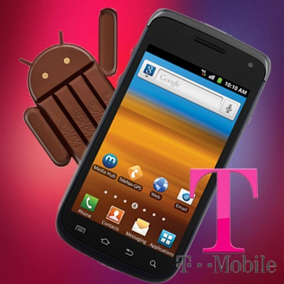 Install Android 4 4 KitKat on Galaxy Exhibit 4G SGH-T679