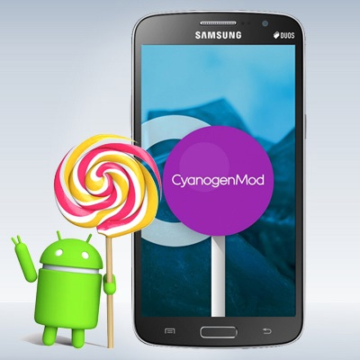 Install Android 5 0 Lollipop CM 12 ROM on Galaxy Grand 2 (with Images)
