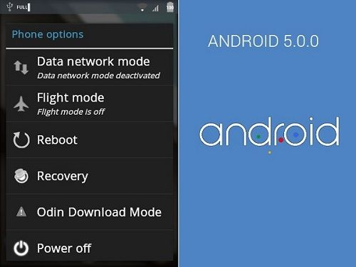 Samsung Galaxy Ace GT-S5830 Android 5.0 Lollipop ROM screenshot 4
