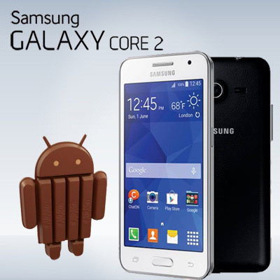 Update Galaxy Core 2 SM-G355H to Android 4 4 2 firmware (OTA)