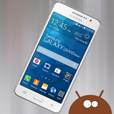 Galaxy Grand Prime - Official Android 4 4 4 KitKat firmware
