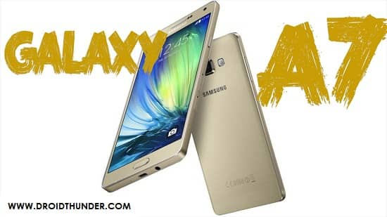 Samsung Galaxy A7 SM-A700FD Android 4.4.4 KitKat Stock Firmware