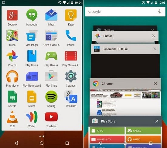 Install Android 5.0.2 Lollipop ROM on Galaxy Tab P1000 2