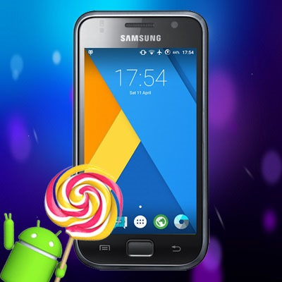 Install Android 5 1 1 Lollipop on Galaxy S Plus I9001 (CM