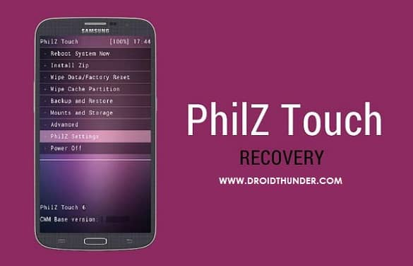 Root and install Philz Touch Recovery on Galaxy Mega 6.3 Sprint SPH-L600