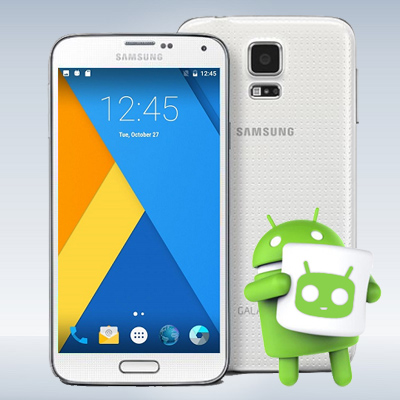 Update Galaxy S5 Mini to Android 6 0 Marshmallow CM13 ROM