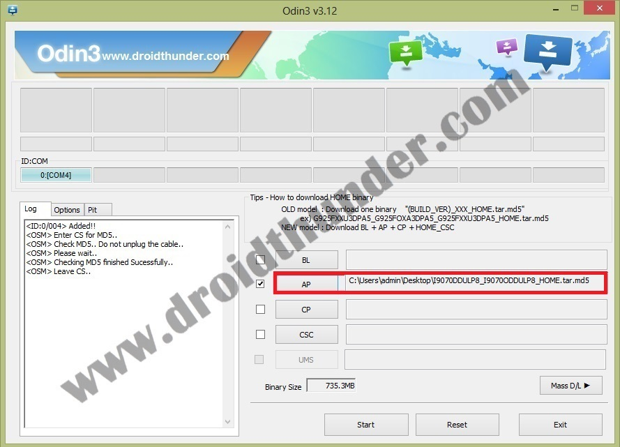 i9070 Android 4.1.2 firmware odin tool 3