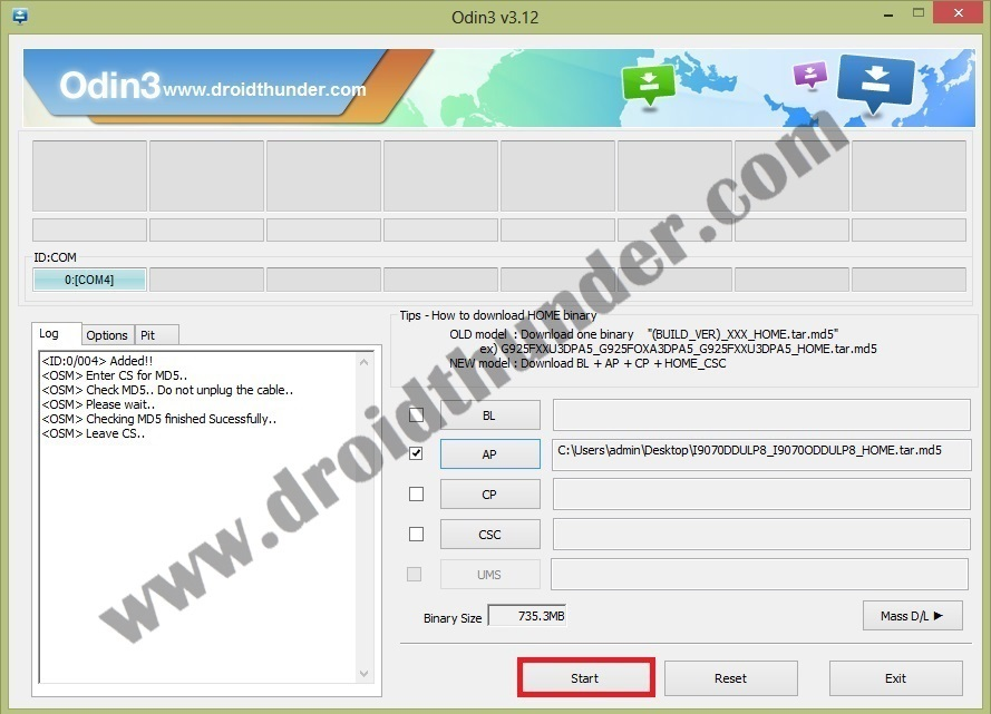 i9070 Android 4.1.2 firmware odin tool 4