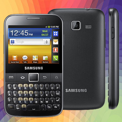 update galaxy y pro gt b5510 to android 2 3 6 gingerbread firmware rh droidthunder com Samsung Galaxy Tab Pro 12.2 Samsung Galaxy S5
