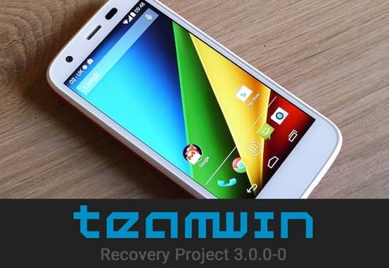 How to Root Moto G 2013 and Install TWRP recovery