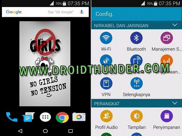Install Android 6.0.1 Marshmallow ROM on Galaxy Core 2 SM-G355H