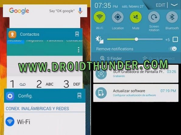 Samsung Galaxy Core 2 G355H Android Marshmallow ROM