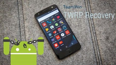 Root Moto Z and Install TWRP Recovery