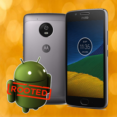 How to root Moto G5 and install TWRP recovery (with Images)