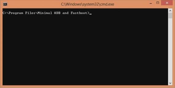 Unlock Bootloader of OnePlus 5T CMD window