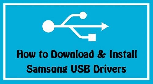 Download Samsung USB Drivers for Windows