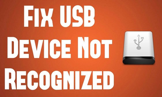 How to Fix USB Device Not Recognized on Windows 10, 7, 8, 64 bit 32 bit OS