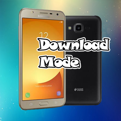 How to Boot Galaxy J7 Nxt into Download Mode - 4 methods (with Images)