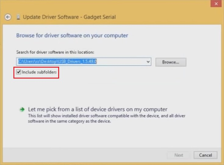 Solve USB Device Not Recognized on Windows screenshot 17