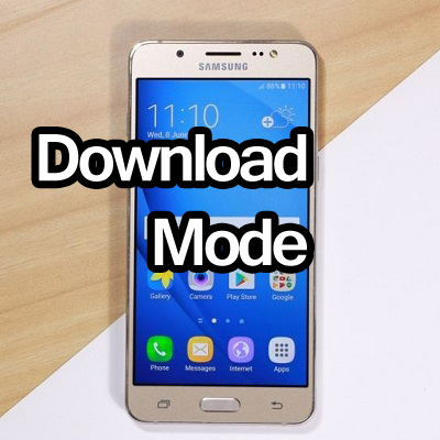 How to Boot Galaxy J5 2016 into Download Mode (with Images)