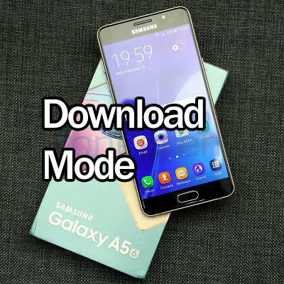 How to Boot Galaxy A5 2016 into Download Mode (with Images)
