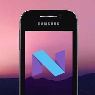Install Android 7 0 Nougat ROM on Galaxy Y S5360 (with Images)