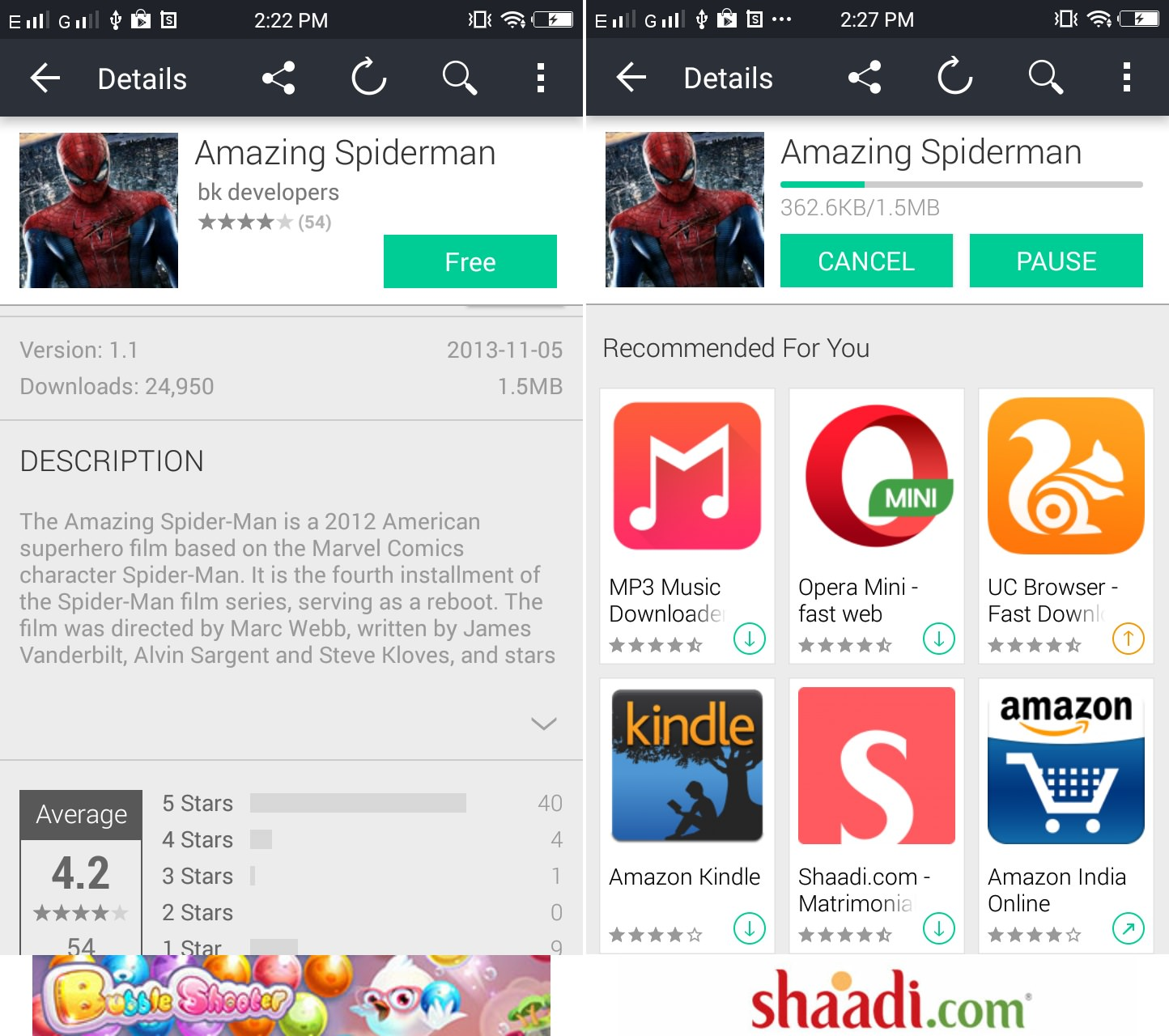 Download Paid Apps for free using 1mobilemarket App