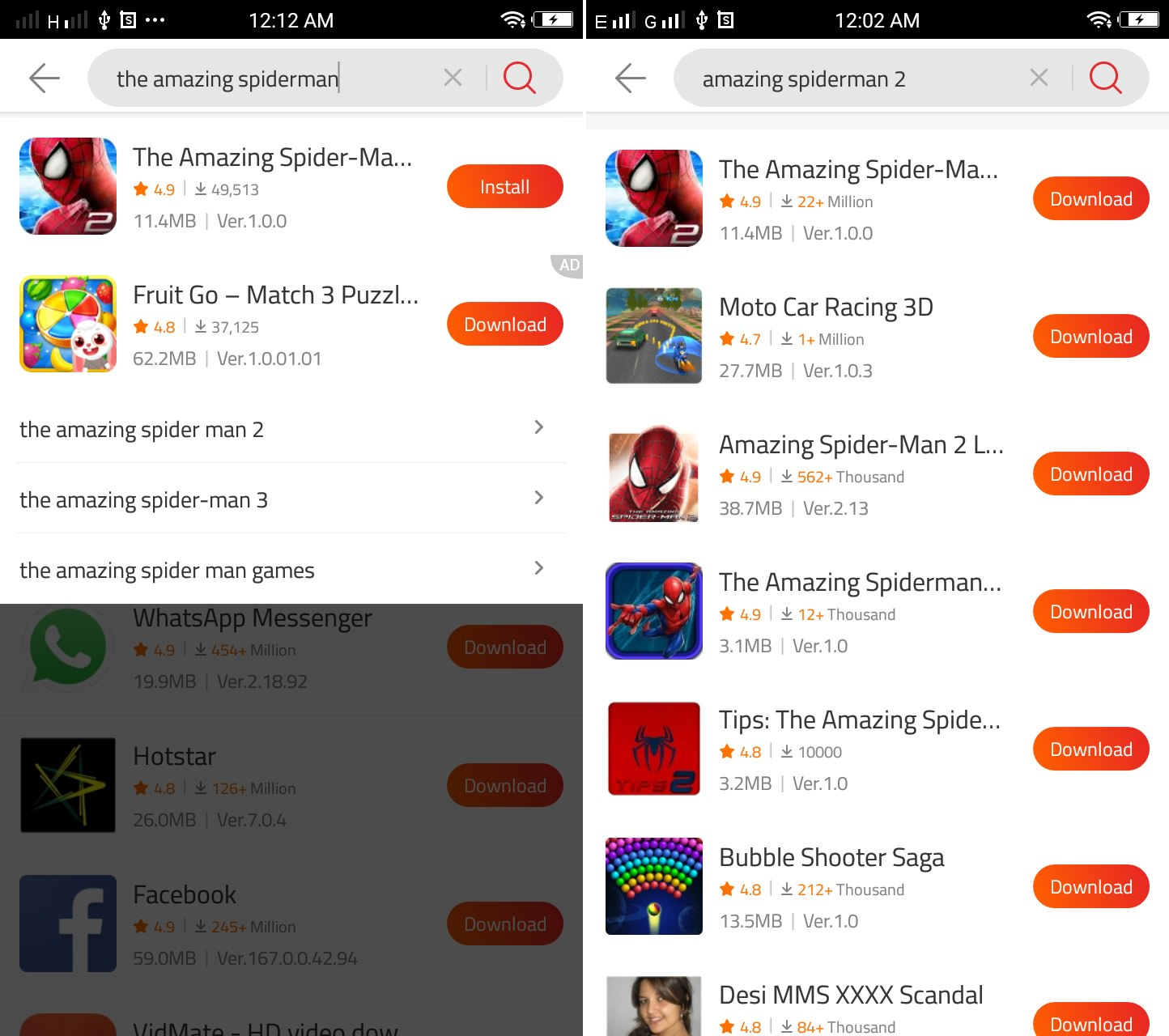 Download Paid Apps for free using 9apps screenshot 2