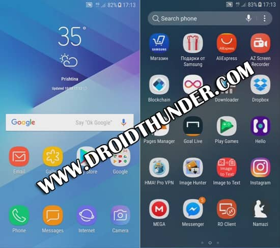 Install Galaxy A5 A520F Android 7.0 Stock ROM