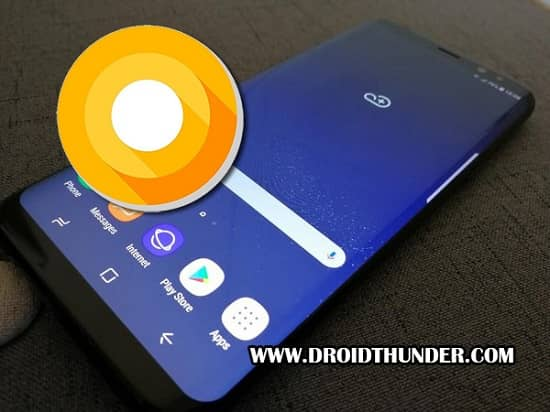Samsung Galaxy S8 Plus Android 8.0.0 Oreo XXU2CRED Firmware