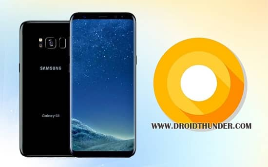 Samsung Galaxy S8 Plus G955U Android 8.0.0 Oreo Firmware