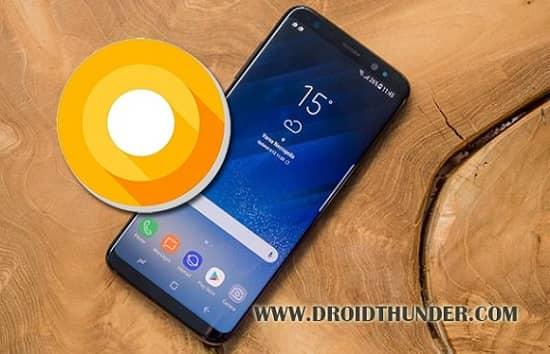 Samsung Galaxy S8 Plus G955U1 Android 8.0.0 Oreo Firmware