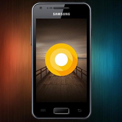 Install Android 8 0 Oreo ROM on Galaxy S Advance GT-I9070