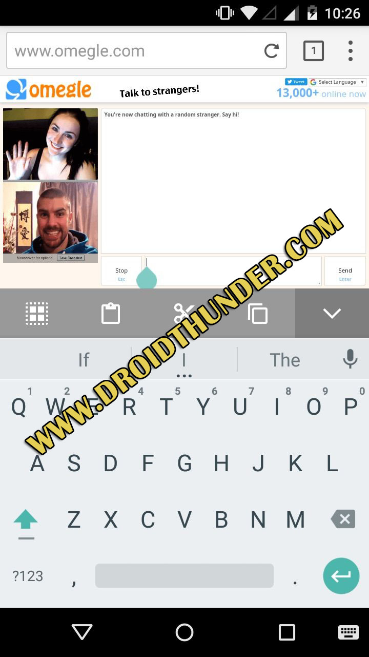 Omegle xbox one you can use on video Start Omegle