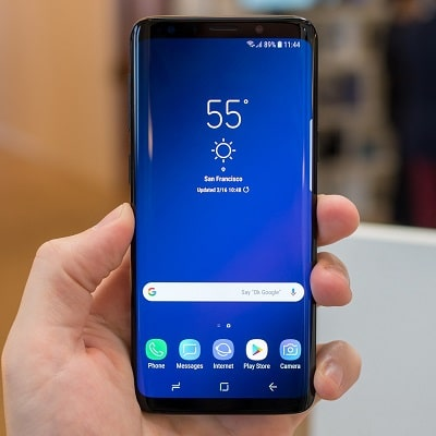Galaxy S9 Plus Sprint (USA) Install Android 8 0 0 Oreo Stock