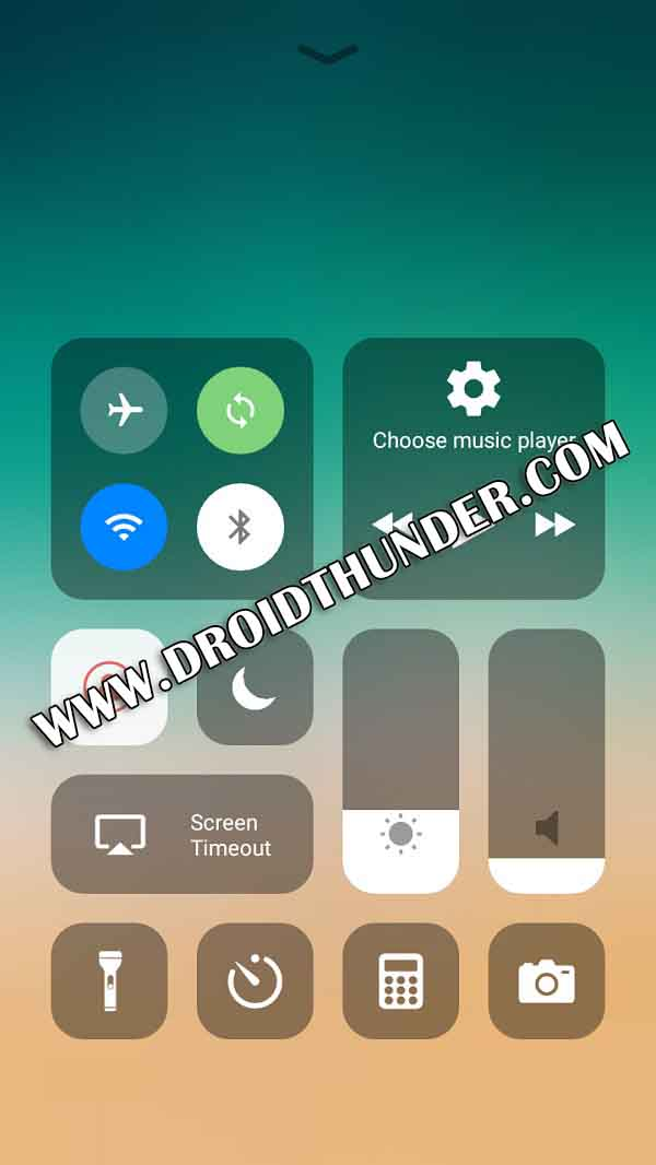 Convert Android into iphone screenshot 53