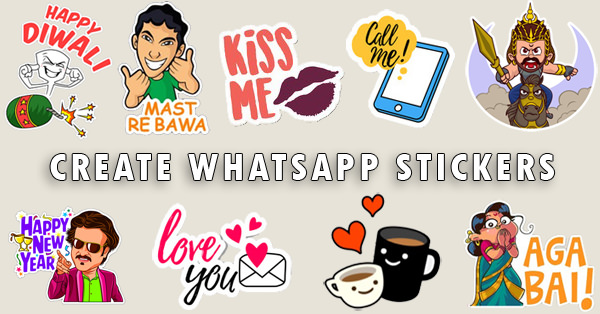 How to Create WhatsApp Stickers Online for Free on Android
