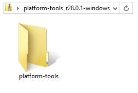 SDK Platform Tools 1