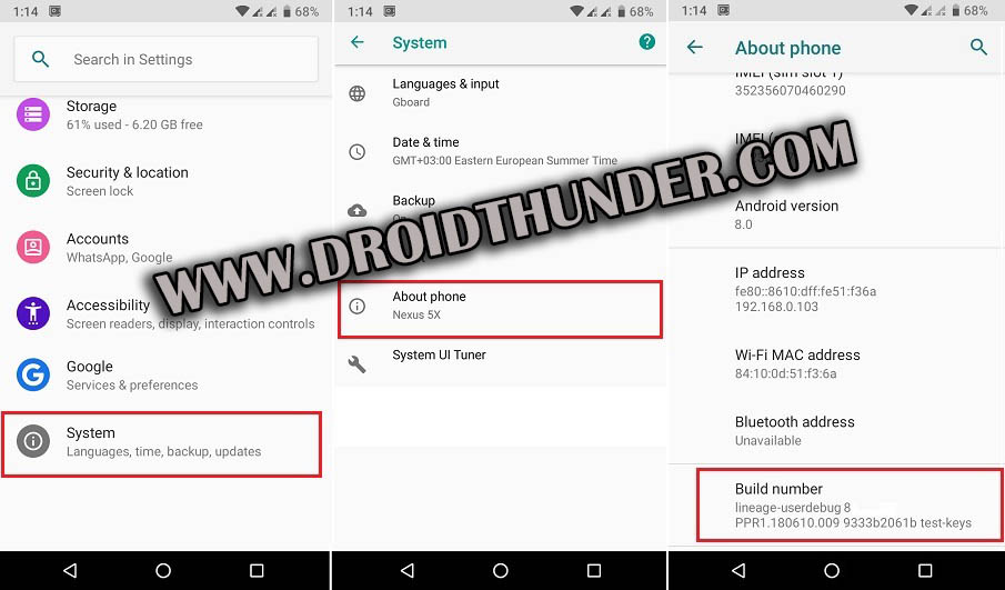How to Enable USB Debugging Mode on Android 8 Oreo screenshot 1